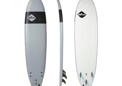 SG Surf - planche de surf softech grise