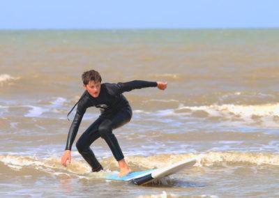 SG Surf - cours de surf mer