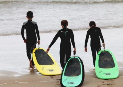 SG Surf - enfants ecole surf