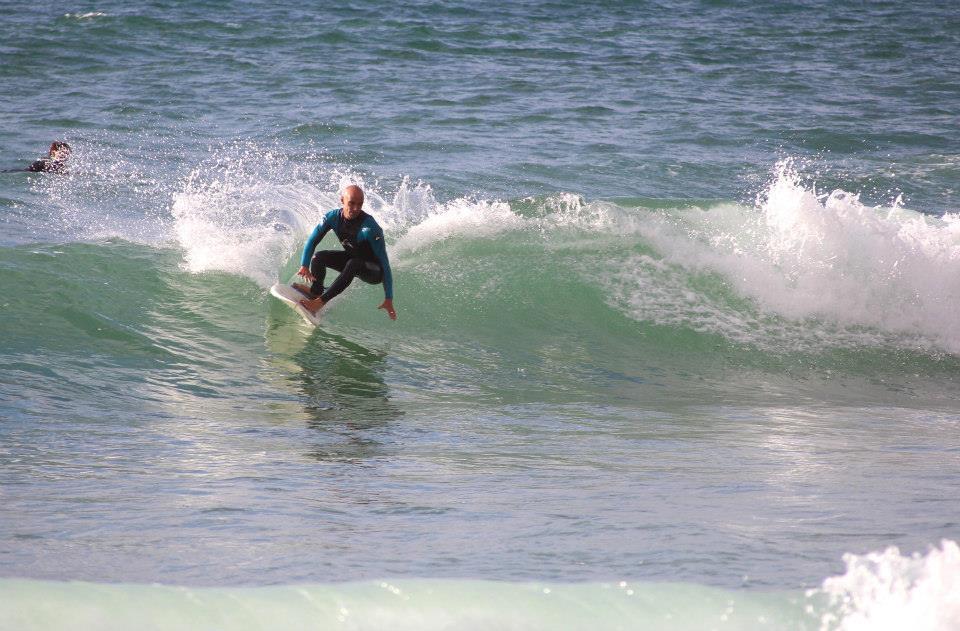 Le surf et le mental