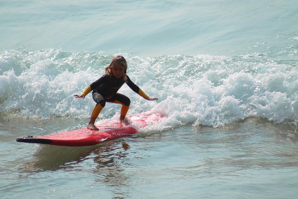 SG Surf - surf enfant