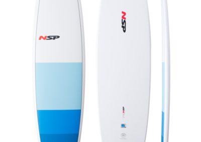 SG Surf - planche de surf nsp 7'6