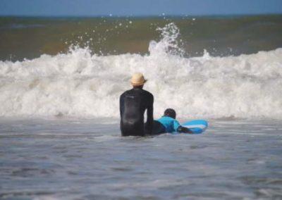 leçons de surf plage saint gilles croix de vie
