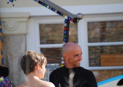 Sylvain moniteur de SG surf